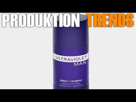 Paco Rabanne Ultraviolet Deodorant Stick for Men 75 ml: Amaz