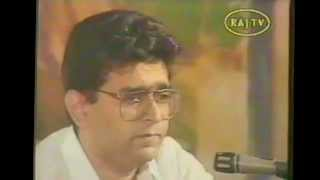 SATHYA SAI BABA Video -  Old Student  Venkatesh Iyer Sings - Pasupathi Thanaya....