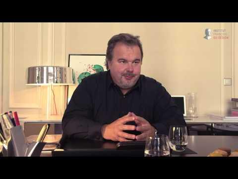 Entretien avec Pierre Hermé, Chef pâtissier