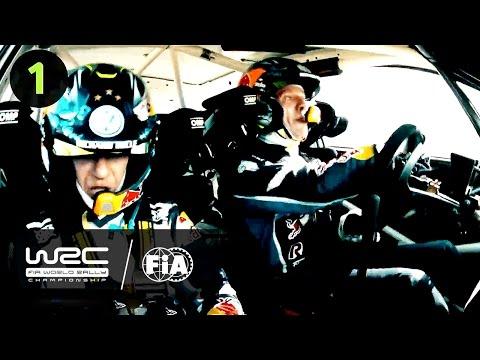 Los 3 mejores momentos del WRC Rally Guanajuato México 2016