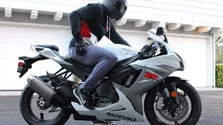 8. Buying a Brand New 2015 GSXR 600