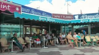 Playa del Ingles Spain  City new picture : SPAIN Playa del Ingles, Gran Canaria (hd-video)
