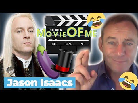 Harry Potter & SCOOB! star Jason Isaacs on his PERFECT biopic | 'Tom Felton? No way!' | Movie of Me