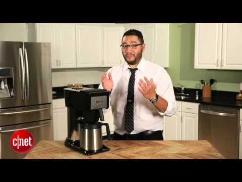 Bunn's Velocity brewer makes delicious coffee incredibly fast