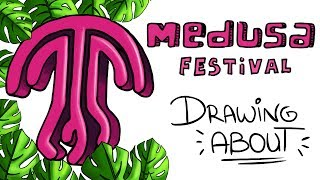 Qué nos vamos de Festival, concretamente al Medusa Festival!! Si alguno estáis por allí nos veremos!!! Qué ganas!! 🌴🌴🦍🌴🌴Medusa Sunbeach Festival  09-15 agosto  Playa de Cullera, Valenciahttps://www.medusasunbeach.comSuscríbete a TikTak Draw: https://goo.gl/G3hor1SI TE INTERESA QUE HAGAMOS UN VÍDEO SOBRE ALGÚN TEMA, DÉJALO EN LOS COMENTARIOS.▼▼▼ SÍGUENOS ▼▼▼✘ Twitter: https://twitter.com/tiktakdraw✘ Instagram: https://www.instagram.com/tiktakdraw/✘ Facebook: https://www.facebook.com/TikTakDraw/Si quieres ver nuestros otros vídeos:★ https://www.youtube.com/c/TikTakDraw/...Si quieres crear tu propio Draw My Life:✉ contact@asubio.tv