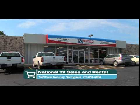 National TV Sales & Rental in Springfield, Missouri - Grand Re-Opening