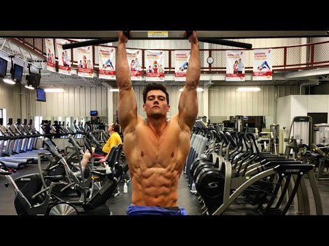 Connor Murphy Six Pack Abs Workout (видео)