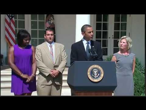 Obama Blasts GOP Over Unemployment Benefits
