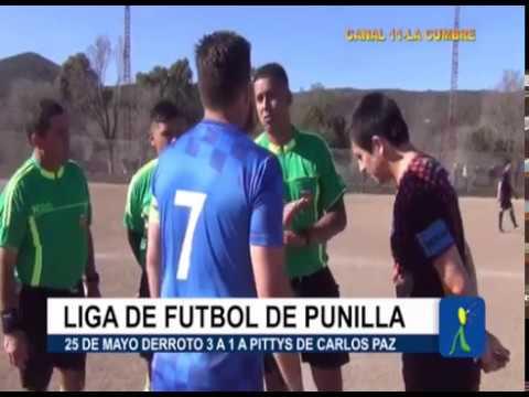 EL SABADO SE JUGARA EL CLASICO 25 VS CAPILLA: FIN DE SEMANA LARGO A PURO FUTBOL EN PUNILLA