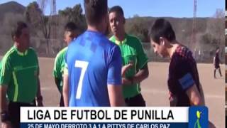 GUIA DE TREKKING DEL VALLE DE PUNILLA: VIDEO COMPACTO DE LA PRESENTACION DEL LIBRO DE JORGE GONZALEZ