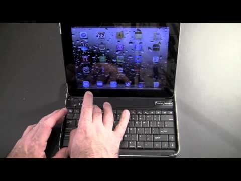 how to sync zaggmate with ipad