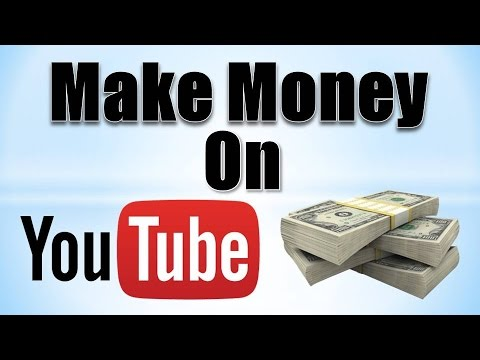 How to Make Money on YouTube!