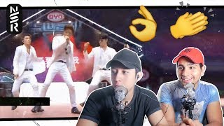 GUYS REACT TO iKON 'A Better Tomorrow' Performance | Heroes of Remix (Ep. 2)