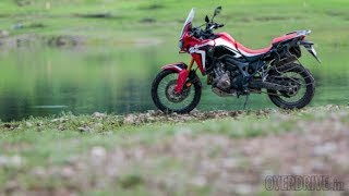 5. 2017 Honda CRF1000L Africa Twin first ride review | OVERDRIVE