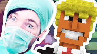 Minecraft | OPERATING ON DONALD TRUMP!!