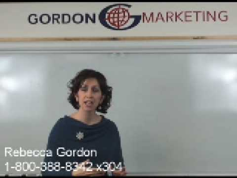 health insurance - Rebecca Gordon, at Gordon Marketing explains the benefits of buying good affordable health insurance from a major health insurance company. For information o...