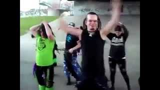 Cyber Goths Dance to Thomas the Tank Engine