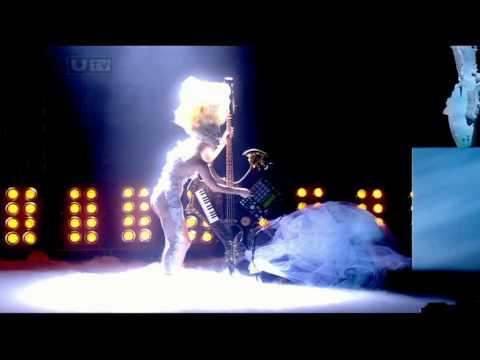 Lady Gaga  BRIT Awards 2010  (16th Feb 2010)