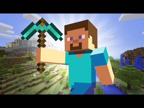 Minecraft Vita: How Does It Play – PAX Prime