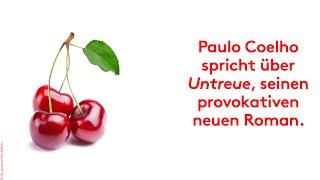 Paulo Coelho spricht über ›Untreue‹, seinen neuen Roman