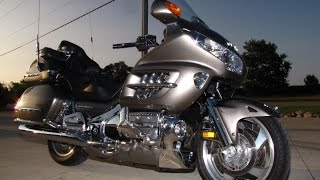 8. 2008 Honda GOLD WING PREMIUM AUDIO GL1800