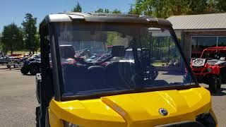 7. 2018 Can Am Defender HD8 DPS