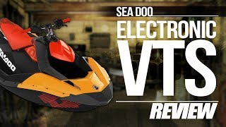 9. Sea-Doo Sparks Electronic VTS Review at BikeBandit com
