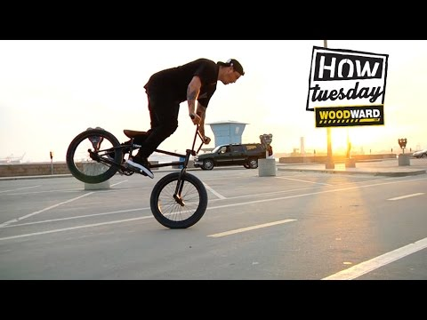 Ride BMX – How to: G-Turn With Caleb Quanbeck