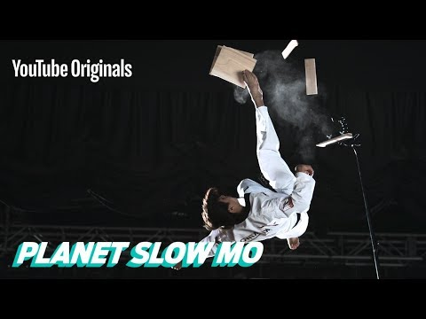 Insane Taekwondo stunts in 4K Slow Motion