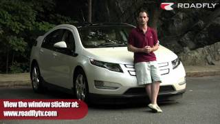 RoadflyTV - 2011 Chevrolet Volt Test Drive&Review