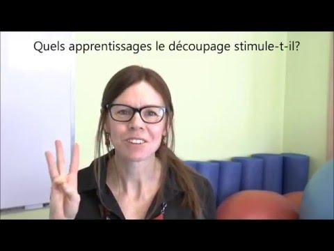 Ergoth�rapie: Questions et r�ponses sur le d�coupage