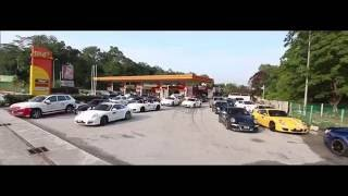 Desaru Malaysia  city photos gallery : Porsche Club Malaysia - Desaru Drive (Part 1)