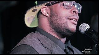 "Download Lagu Jscott Martin Ft. The Glove, ""God Will Make It Work"" - live at Berklee Mp3"