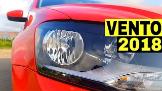 Volkswagen VW Vento 2018 - Prueba y Opiniones De Este Sedan Compacto