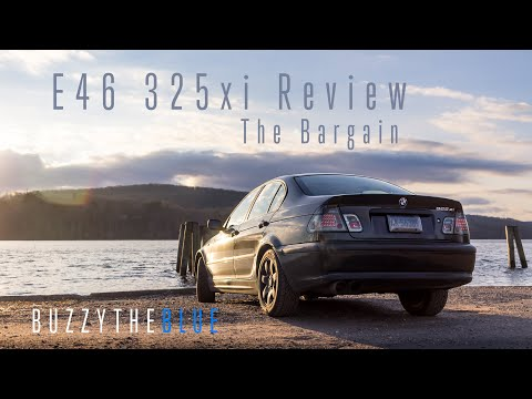 E46 325xi Review : The Bargain