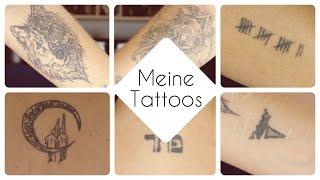 Meine Tattoos  Schmerzen • Bedeutung • Kosten  Kascha!