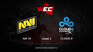 Cloud9 vs Na'Vi, game 2