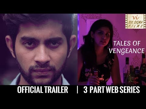 Hindi Web Series | Official Trailer | Tales of Vengeance | Six Sigma Films