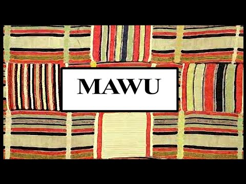 West African Goddess:  Mawu - The Imposter