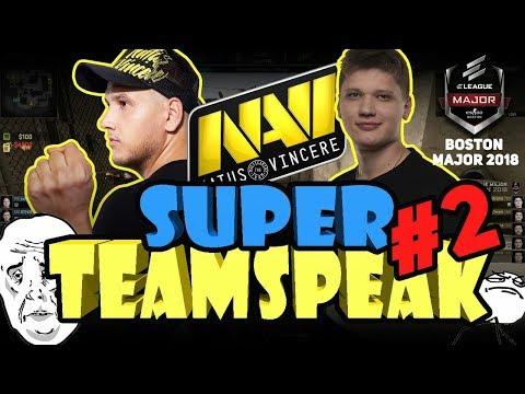 SUPER TEAMSPEAK NAVI #2 [BOSTON MAJOR 2018] (ENG SUBS)