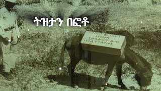 ትዝታችን በኢቢኤስ ትዝታን በፎቶ በወመዘክር/Tezetachen Be ebs Se 12 Ep 6