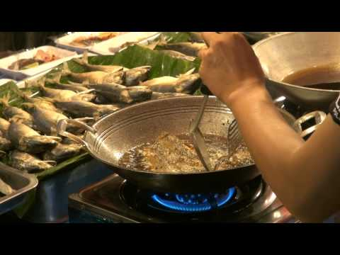 Thai Street Food: Phuket Street Food Vendors (HD)