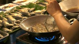 Choeng Thale Thailand  city pictures gallery : Thai Street Food: Phuket Street Food Vendors (HD)