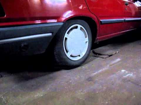 Regeneracja tylnej belki Peugeot Citroen w Pile