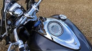 9. 2008 Yamaha Roadstar XV1700 Fuel Injection