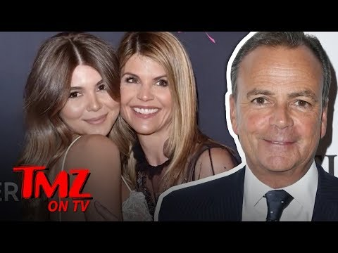 Lori Loughlin's Daughter, Olivia Jade, Was Yachting Amidst Bribery Scandal | TMZ TV
