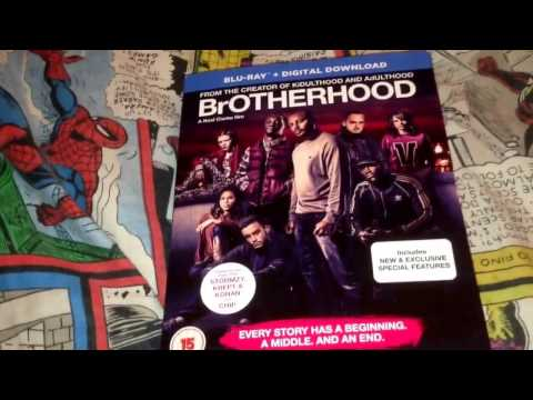 BrOTHERHOOD Blu Ray Unboxing