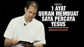 Video Satu Ayat Qur'an Membuat Saya Percaya Yesus MP3, 3GP, MP4, WEBM, AVI, FLV Februari 2019