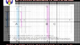 Video MEMBUAT POLA CELANA PANJANG 1 DARI 3 flv MP3, 3GP, MP4, WEBM, AVI, FLV September 2018