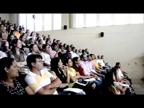 Abertura de Encontro Pedagógico em Aratuba